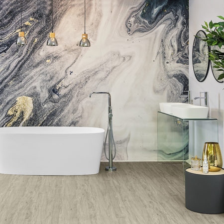 Thin-rim bathtubs